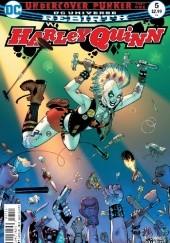 Okładka książki Harley Quinn #5: Undercover Punker Part 1: Eat To This Beat!
