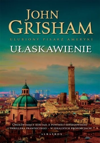 Okładka książki Ułaskawienie John Grisham