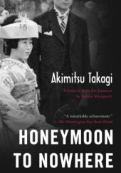 Okładka książki Honeymoon to Nowhere