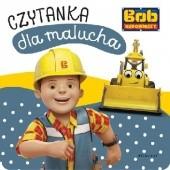 Okładka książki Bob Budowniczy. Czytanka dla malucha