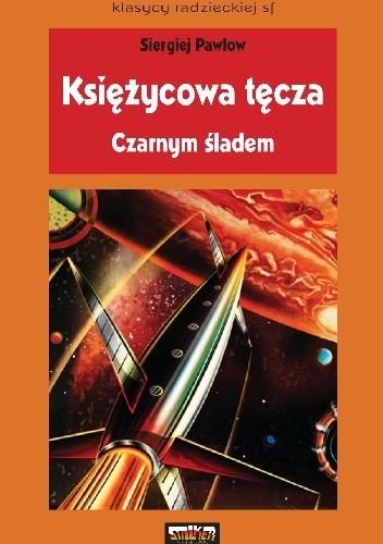 Okładka książki Czarnym śladem Siergiej Pawłow