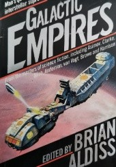 Okładka książki Galactic Empires