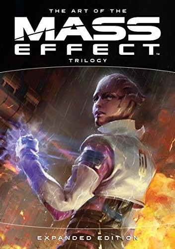 Okładka książki The Art of the Mass Effect Trilogy. Expanded Edition praca zbiorowa