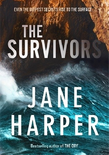Okładka książki The Survivors Jane Harper