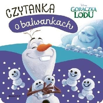 Okładka książki Gorączka lodu. Czytanka o bałwankach Adrianna Zabrzewska