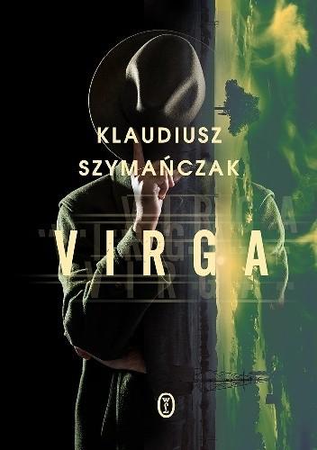Okładka książki Virga Klaudiusz Szymańczak