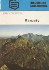 Okładka książki Karpaty