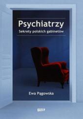 Okładka książki Psychiatrzy. Sekrety polskich gabinetów