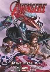 Okładka książki Avengers – Tajne imperium. Tom 5