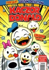 Okładka książki Kaczor Donald, nr 3 (1004) / 2020