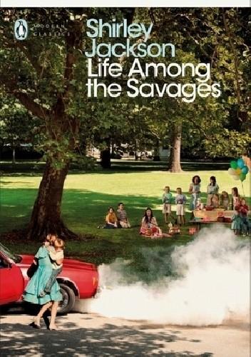 Okładka książki Life Among the Savages Shirley Jackson