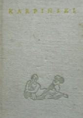 Okładka książki Karpiński