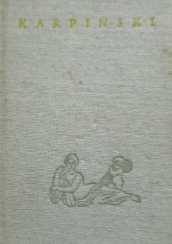 Okładka książki Karpiński Franciszek Karpiński
