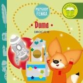 Okładka książki Przygody Fenka. Emocje III. Duma