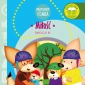 Okładka książki Przygody Fenka. Emocje III. Miłość