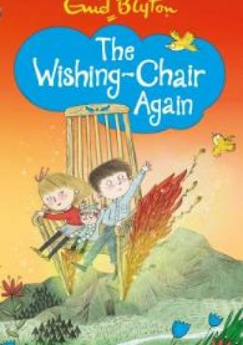 Okładka książki The Wishing- Chair Again Enid Blyton