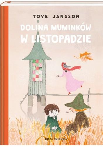 Okładka książki Dolina Muminków w listopadzie Tove Jansson