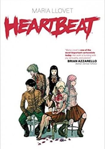 Okładka książki Heartbeat Maria Llovet