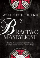 Okładka książki Bractwo mandylionu (wydanie uzupełnione)