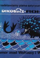 Okładka książki Dikobraz - Roháč. Humor znad Wełtawy i Wagu