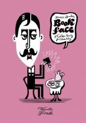 Okładka książki Bookface. Księga twarzy pisarzy