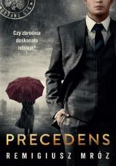 Okładka książki Precedens