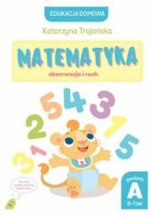 Okładka książki Matematyka. Obserwacja i ruch