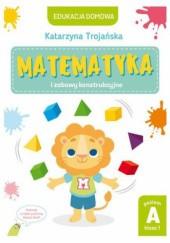 Okładka książki Matematyka i zabawy konstrukcyjne