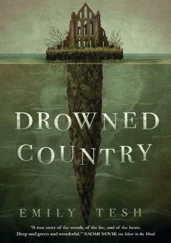 Okładka książki Drowned Country Emily Tesh