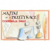 Okładka książki Majtki i Przetykacz Odkrywają Świat (Dwujęzyczne wydanie polsko-angielskie): Underwear and Toilet Plunger Explore the World (Polish-English bilingual edition)
