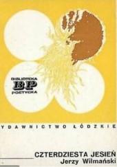 Okładka książki Czterdziesta jesień