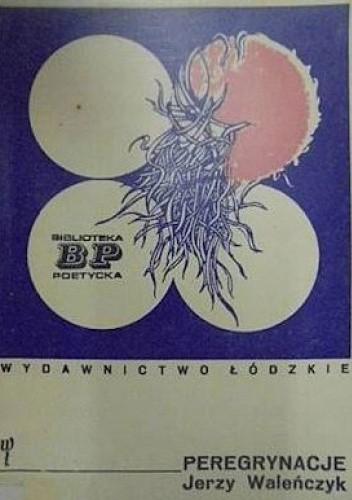 Okładka książki Peregrynacje Jerzy Waleńczyk