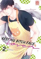Okładka książki Resting Bitch Face Lover #2