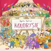 Okładka książki Kolorysie