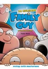 Okładka książki Family Guy. Za kulisami
