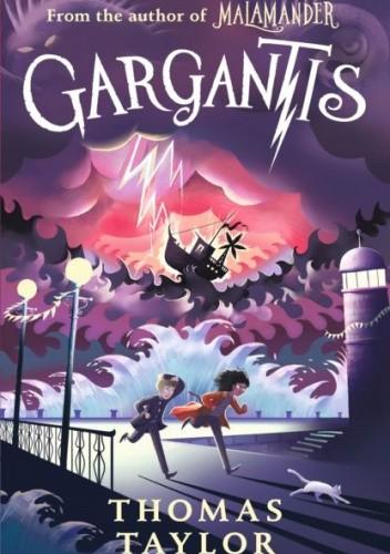 Okładka książki Gargantis Thomas Taylor