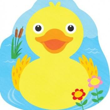 Okładka książki Zabawa w kąpieli. Kaczuszka Kwa praca zbiorowa