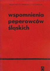 Okładka książki Wspomnienia peperowców śląskich