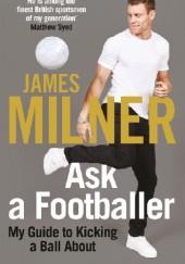 Okładka książki Ask A Footballer