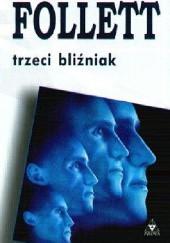 Okładka książki Trzeci bliźniak