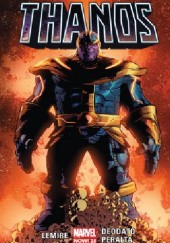 Okładka książki Thanos. Tom 1