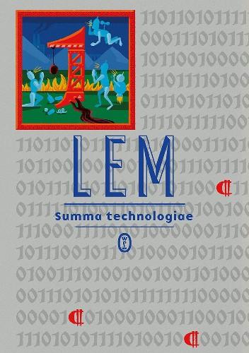 Okładka książki Summa technologiae Stanisław Lem