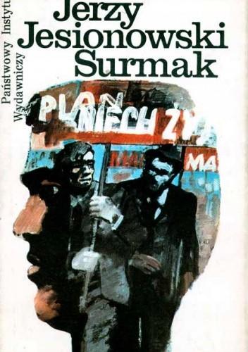 Okładka książki Surmak Jerzy Jesionowski