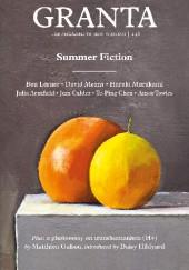 Okładka książki Granta 148: Summer Fiction (08/2019)