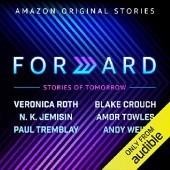 Okładka książki Forward. Stories of Tomorrow