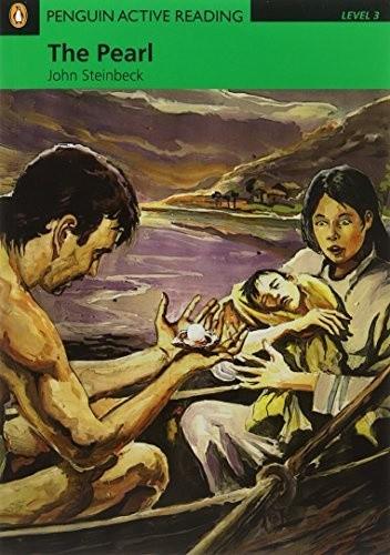 Okładka książki The pearl John Steinbeck