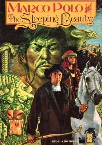 Okładka książki Marco Polo and the Sleeping Beauty Avram Davidson,Grania Davis