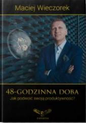Okładka książki 48- GODZINNA DOBA