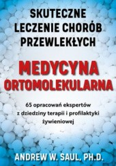 Okładka książki Medycyna ortomolekularna