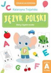 Okładka książki Język polski. Litery i bystre oczko